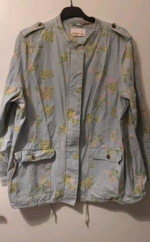 Sheego Between-Seasons Jacket light blue