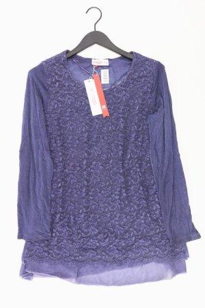 sheego Kleid blau Größe 40 42