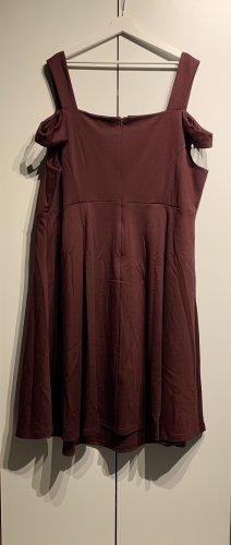 Sheego Neu Abendkleid, Rot, Größe 54