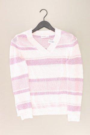 sheego Pullover pink Größe 40 42