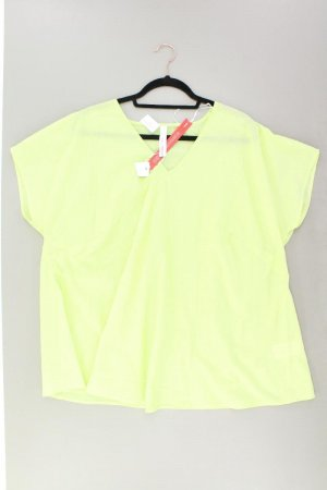 sheego Shirt grün Größe 50