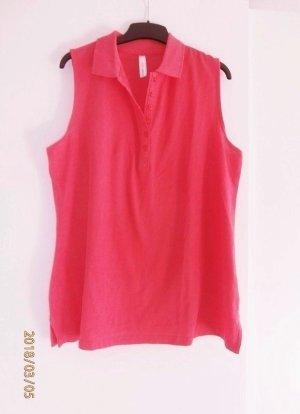 Sheego Shirt Poloshirt Größe 46