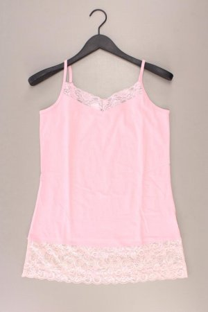 Sheego Top con bretelline rosa chiaro-rosa-rosa-fucsia neon Cotone