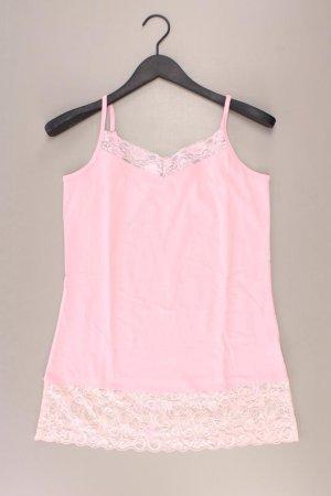 Sheego Spaghetti Strap Top light pink-pink-pink-neon pink cotton