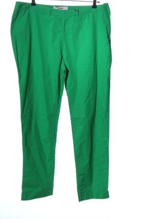 Sheego Stoffhose grün Casual-Look