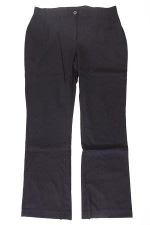 Sheego Pantalone jersey nero