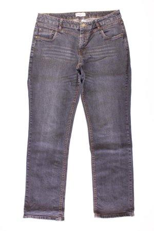 Sheego Jeans a gamba dritta multicolore