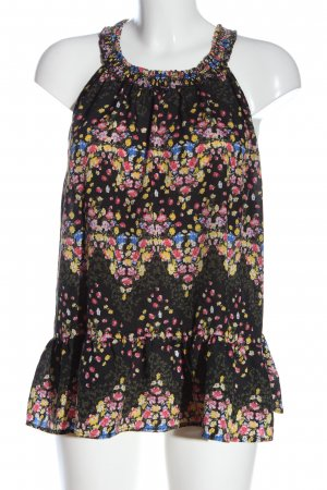 SheIn A Line Top allover print casual look