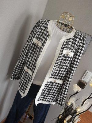 SheIn Knitted Blazer multicolored
