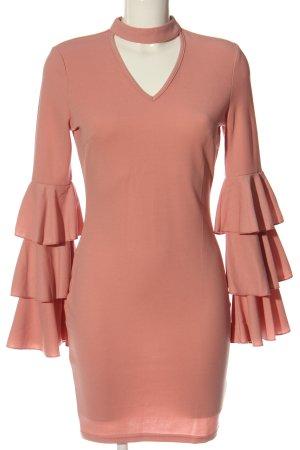 SheIn Cocktailkleid pink Elegant