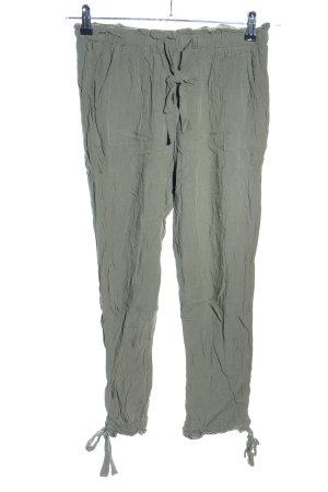 SheIn Pantalone alla turca cachi stile casual