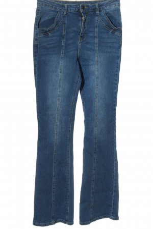 SheIn High Waist Jeans blau Casual-Look