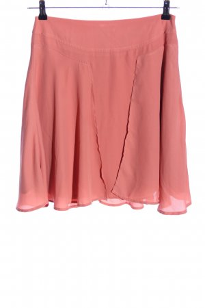 SheIn High Waist Rock pink Casual-Look