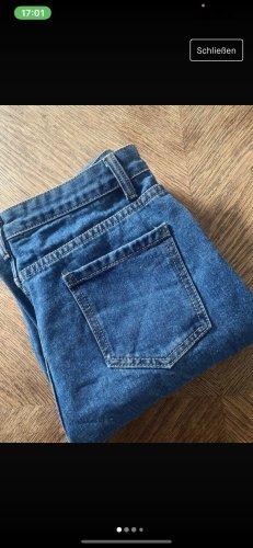 Sheinside Jeans boyfriend blu