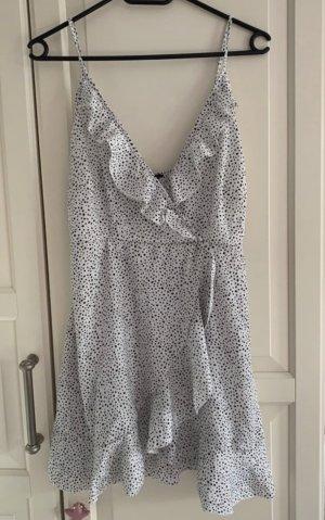 Sheinside Summer Dress white-black