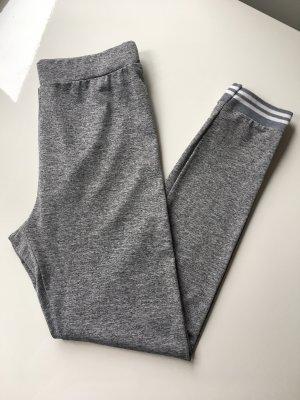 SheIn Leggings grigio-grigio chiaro
