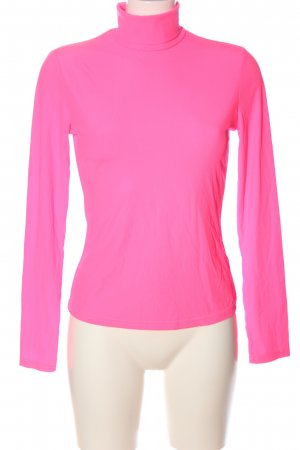 SheIn Longsleeve pink Casual-Look