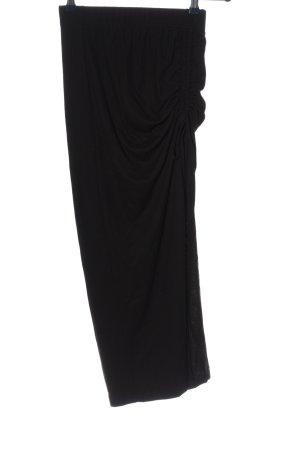 SheIn Maxirock schwarz Elegant