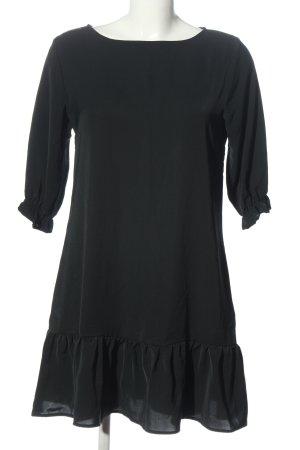 SheIn Blusenkleid schwarz Elegant