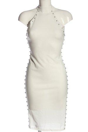 SheIn Minikleid weiß Elegant