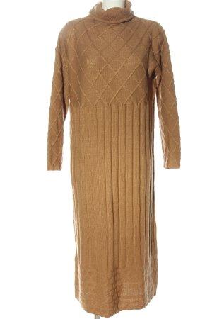 SheIn Pulloverkleid braun Casual-Look