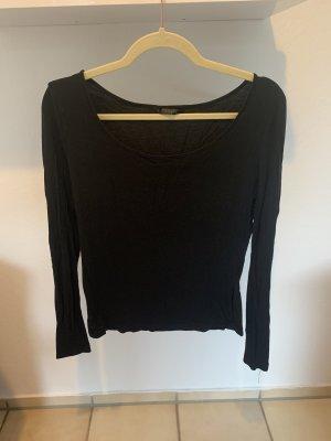 Shein Shirt langarm schwarz gr.L