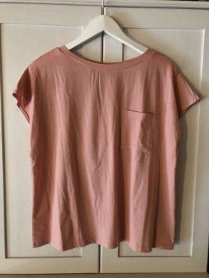 SheIn Shirt Rosa Oversized M 38 NEU