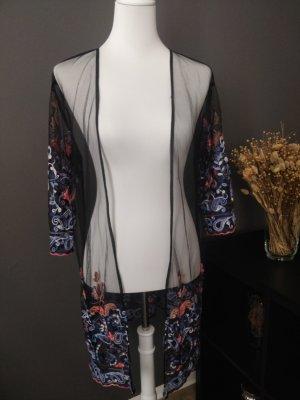 SheIn Kimono multicolored