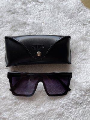 SheIn Gafas de sol cuadradas negro