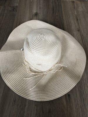Sheinside Cappello di paglia beige