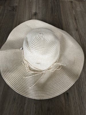 Sheinside Straw Hat beige
