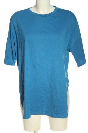 SheIn T-Shirt blau Casual-Look
