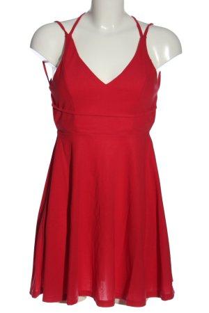 SheIn Trägerkleid rot Elegant