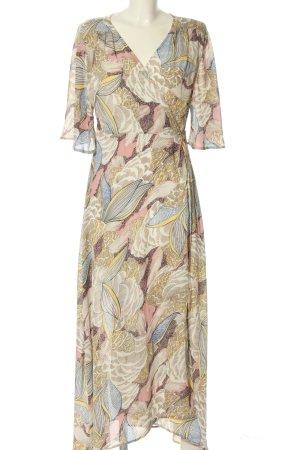 SheIn Kopertowa sukienka Na całej powierzchni W stylu casual