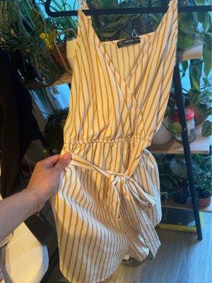 Shein yellow kleid