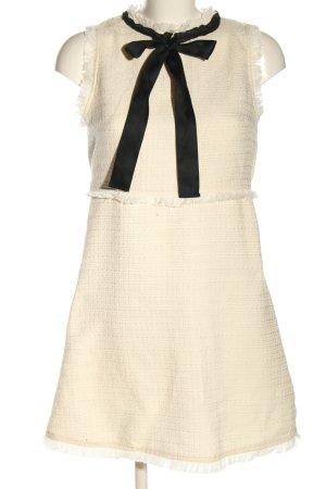 sheln A-Linien Kleid creme Casual-Look