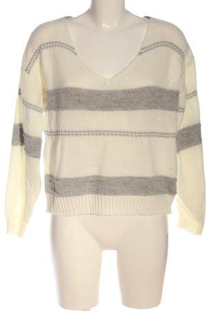 sheln V-Ausschnitt-Pullover