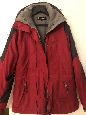 Sherpa Doppel Jacke