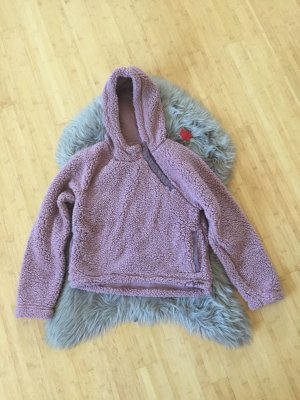 Hollister Pullover in pile lilla