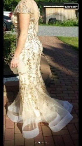 Sherri hill Abendkleid verlobungskleid