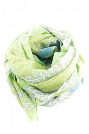SHINGORA Summer Scarf abstract pattern casual look