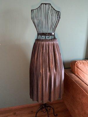 B/W Zara Collection Plooirok veelkleurig