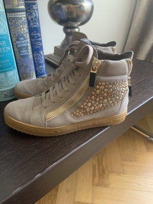 Shiny sneakers Baldinini