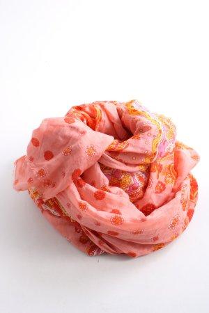 Shirin  Sehan Fazzoletto da collo multicolore Tessuto misto
