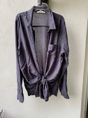 Old Navy Oversized Blouse anthracite