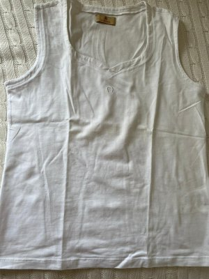 Aigner Tank Top white