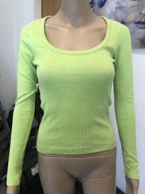 Amor & Psyche Sweat Shirt lime-green