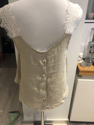 Carmen Shirt light grey