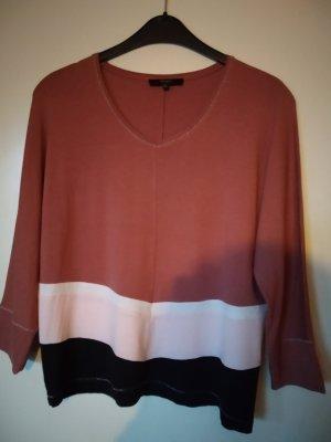 Bonita V-Neck Shirt multicolored