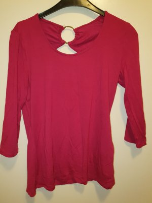 Bodyflirt Basic Shirt raspberry-red
